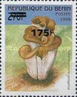 [Various Stamps Surcharged, Typ ZK2]