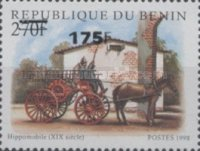 [Various Stamps Surcharged, Typ ZR2]