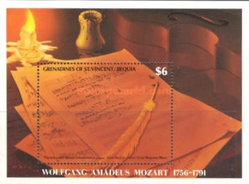 [The 200th Anniversary of the Death of Wolfgang Amadeus Mozart, Typ ]