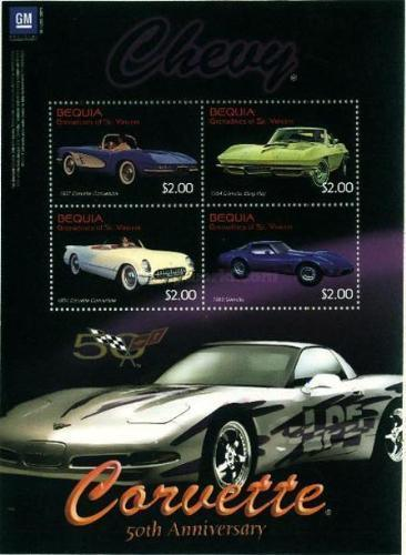 [The 50th Anniversary of Corvette, Typ ]
