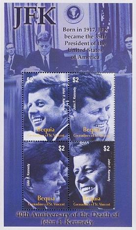 [The 40th Anniversary of the Death of John. F. Kennedy, Typ ]