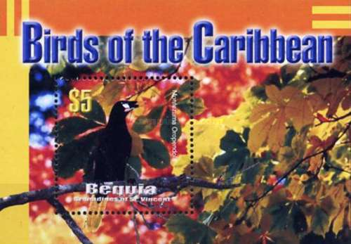 [Birds of the Caribbean, Typ ]