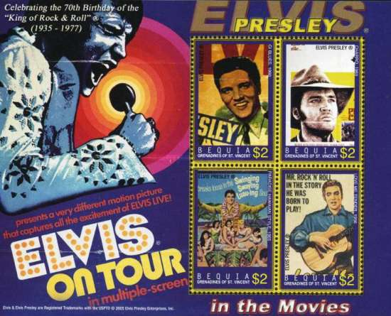 [The 70th Anniversary of the Birth of Elvis Presley, Typ ]