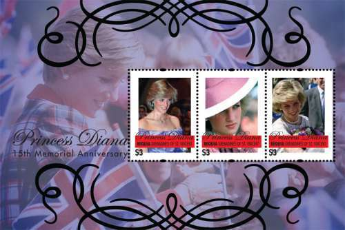 [The 15th Anniversary of the Memorial of Princess Diana, Typ ]
