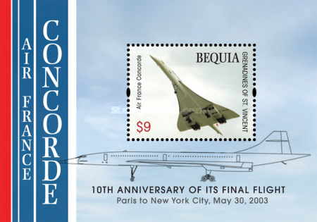 [The 10th Anniversary of the Final Flight of the Concorde, Typ ]