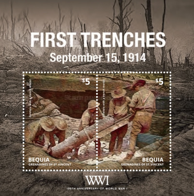 [World War I - First Trenches, Typ ]