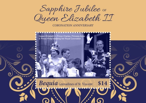 [The 65th Anniversary of the Coronation of Queen Elizabeth II, Typ ]