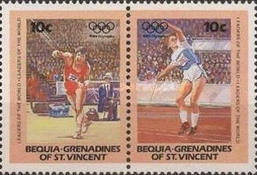 [Olympic Games - Los Angeles, USA, Typ AK]