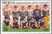 [Football World Cup - Mexico 1986, Typ FV]