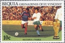 [Football World Cup - Mexico 1986, Typ FX]