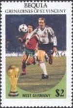 [Football World Cup - Mexico 1986, Typ GD]