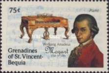 [The 200th Anniversary of the Death of Wolfgang Amadeus Mozart, Typ JZ]