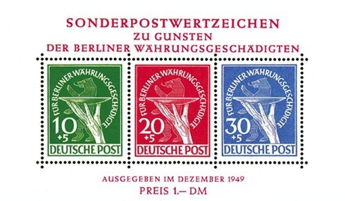 [Charity Stamps, Typ ]