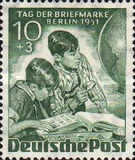 [The Day of Stamps, Typ AA]