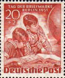 [The Day of Stamps, Typ AA1]