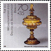 [Charity Stamps - Art of Gold and Silversmiths, Typ AAA]