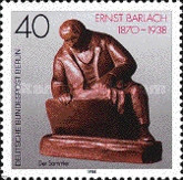 [The 50th Anniversary of the Death of Ernst Barlach, Typ AAD]