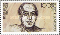 [The 100th Anniversary of the Birth of Ernst Reuter - Politician, Typ AAZ]