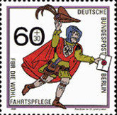 [Charity Stamps, Typ ABF]
