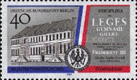 [The 300th Anniversary of the French Grammar School, Typ ABJ]