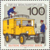 [Charity Stamps - Postal History, Typ ACF]