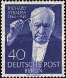 [The 5th Anniversary of Richard Strauss' Death - Composer, Typ BC]