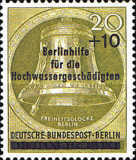 [Charity Stamp for the Victims of Flood, Typ CD]