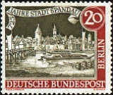 [The 725th Anniversary of Spandau, Typ CH]