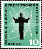 [The 78th German Day of Catholism, Typ CY]