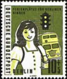 [Charity Stamps for Holiday Camps for Children from Berlin, Typ DH]