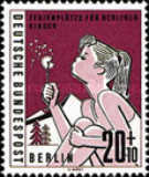 [Charity Stamps for Holiday Camps for Children from Berlin, Typ DI]
