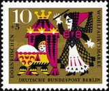 [Charity Stamps, Typ EV]