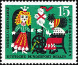 [Charity Stamps, Typ EW]