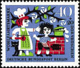 [Charity Stamps, Typ EY]