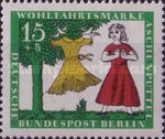 [Charity Stamps, Typ FZ]