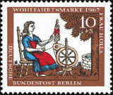 [Charity Stamps, Typ HL]