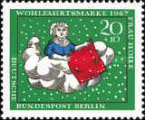 [Charity Stamps, Typ HM]