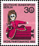 [Charity Stamps, Typ HX]