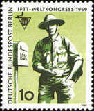 [The 20th International Post-,Telegraph- and Telephonepersonel Congress, Typ IP]