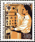 [The 20th International Post-,Telegraph- and Telephonepersonel Congress, Typ IR]