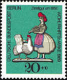 [Charity Stamps, Typ IW]