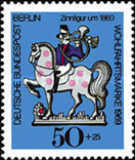 [Charity Stamps, Typ IY]