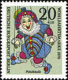 [Charity Stamps, Typ JJ]
