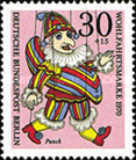 [Charity Stamps, Typ JK]