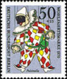 [Charity Stamps, Typ JL]