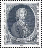 [The 200th Anniversary of Johann Joachim Quantz' Death - Flute Player and Composer, Typ LZ]