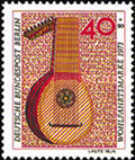 [Charity Stamps, Typ MG]