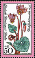[Charity Stamps - Flowers, Typ OF]