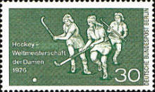 [The Hockey World Championship for Women, Typ OO]