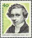 [The 100th Anniversary of the Death of Eduard Gaertner, Typ PJ]